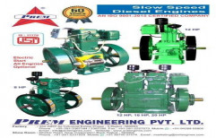 Lister Engine by Prem Engineering Private Limited
