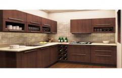 MDF Modular Kitchen by Sunrise Kitchen Decor