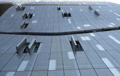Metal Cladding by Samor Cladding System Private Limited
