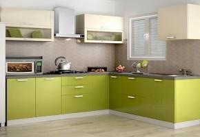 Modular Kitchen Godrej by Aptrek Design Solutions Pvt.Ltd.