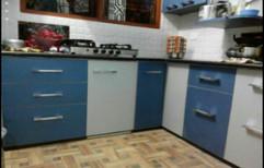 Modular Kitchen U Type by M/S Pratap Builders
