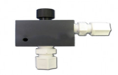 Modular Rate Control Valves by Vedh Techno Engineers Private Limited