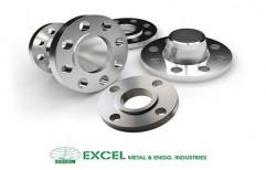 Nickel Flanges by Excel Metal & Engg Industries