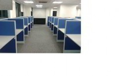 Office Cubicle by Philips Interiors International