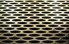 Perforated Brass Sheets by S.S Enterprises