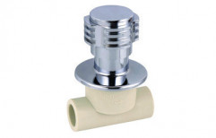 Plastic Concealed Valve by Mogli Traders