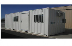 Portable Office Container by Anchor Container Services Private Limited