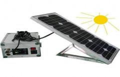 Portable Solar Generator by Creative Energy Solution