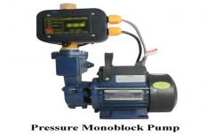 Pressure Monoblock Pump by Ankur Trading Co.
