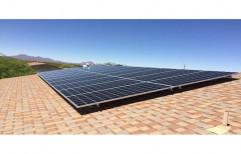 Rooftop Solar Panel by Manvi Trader