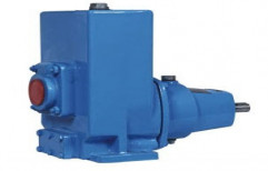 Self Priming Non Clog Pump (Mech. Seal Fitted) by Weltech Equipments Private Limited