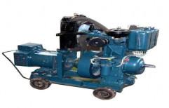 Single Phase AC Diesel Generator by Kovai Engineering Works