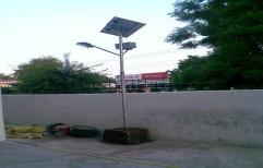 Solar CFL Street Light by Radha Energy Cell