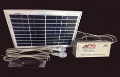 Solar Home Light System by Golden ACS Group Of Company