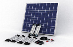 Solar Lighting System by Nessa Illumination Technologies Private Limited