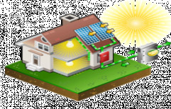 Solar Net Metering System by Recon Energy & Sustainability Technologies