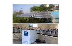 Solar Power Plant by Fusion Solar