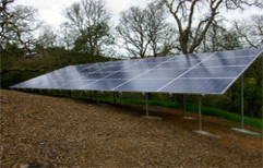 Solar Power Plant by Aditi Solar Private Limited