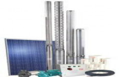 Solar Pumping System by CRI Pumps Private Limited
