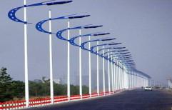 Solar Street Lights LM-144 by United Solar Engineering & Technologies