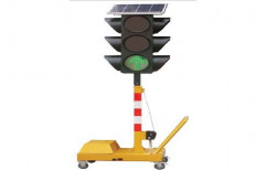 Solar Traffic Signal Light by Multi Marketing Services