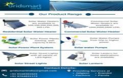 Solar Water Heater by Airfixindia