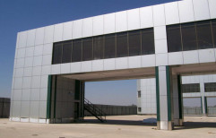 Stainless Steel Column Cladding by Samor Cladding System Private Limited