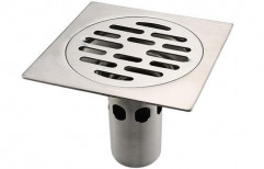 Stainless Steel Floor Drain by Sanipure Water Systems