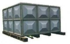 Stp's Of (sintex) & Sewage Pumps(crompton Greaves) by Steel Fit Industries