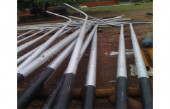 Swaged Type Tubular Pole by Fabiron Engineers Private Limited