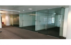 Toughened Glass by S. R. Ceiling Solution & Interiors