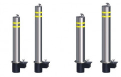 Traffic Bollards by Fabiron Engineers Private Limited