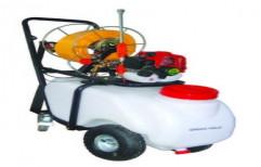 Trolley Power Sprayer by B.D.J. International