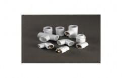 UPVC Pipe Fittings by Pomoi Steels