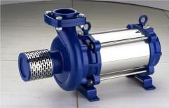 V-9 Horizontal Openwell Pumps by Sunshine Engineers