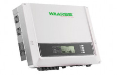 Waaree Solar Inverter by Santosh Energy Techno Solutions