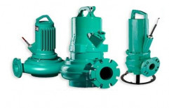 Wilo Dewatering Submersible Pump by Transenergy Engineering Solutions