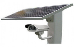 Wireless Solar Security Camera by Patel Electronics