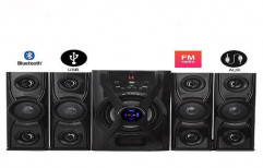 zoom star Bluetooth Home Audio Speaker by Shiv Darshan Sansthan