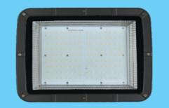 100W AC LED Flood light by Rutav Engitronic Systems