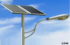 15W Solar Street Lights by Go Solar
