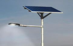 18W Solar LED Street Light System by Amrut Energy Private Limited