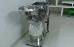 2 In 1 SS Pulverizer Machine by Dharti Industries