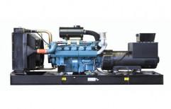 650kVA Diesel Generator by Rajat Power Corporation