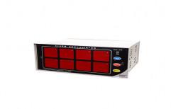 8 Window Alarm Annunciator MODEL: 2 X 4N by Sai Enterprises
