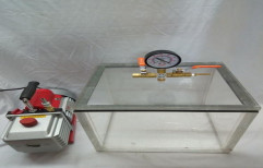 Acrylic Vaccum Chamber by A One Engineering Works
