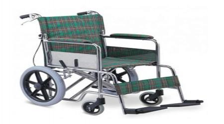 Adjustable Manual Wheel Chair by Jeegar Enterprises