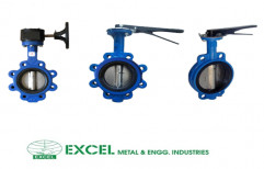 Butterfly Valves by Excel Metal & Engg Industries
