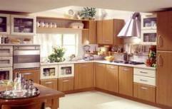 C Type Modular Kitchen by Elements