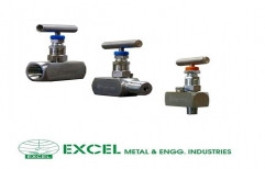 Carbon Steel Needle Valves by Excel Metal & Engg Industries